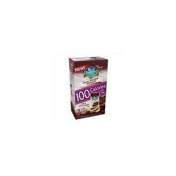 Blue Diamond Natural Almonds, 7 X 100 Calorie Bags, Dark Chocolate