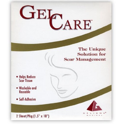 Gel-Care Gel-care 1.5x10 Inch Self Adhesive Scar Patch