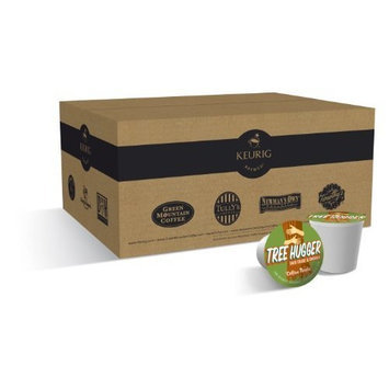 Coffee People, Tree Hugger, K-Cup Portion Pack for Keurig K-Cup Brewers (Pack of 50)
