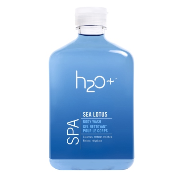 H2O Plus Spa Body Wash, Sea Lotus, 12.2 oz