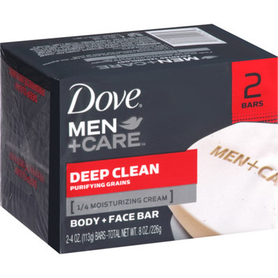 Dove Men+Care Body & Face Bath Bar