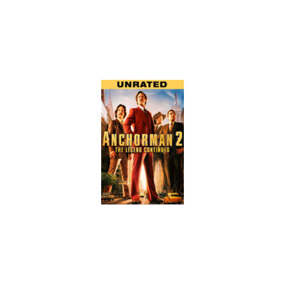 Anchorman 2: The Legend Continues (Unrated)