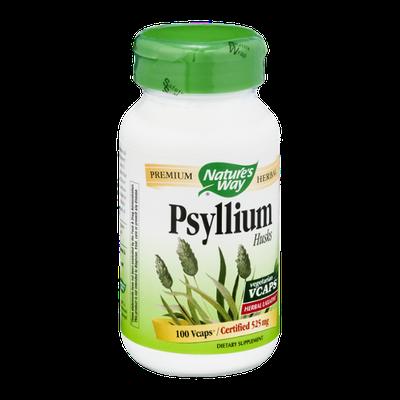 Nature's Way Psyllium Husks 525mg Vcaps - 100 CT