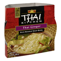 Thai Kitchen Thai Ginger Rice Noodle Soup Bowl