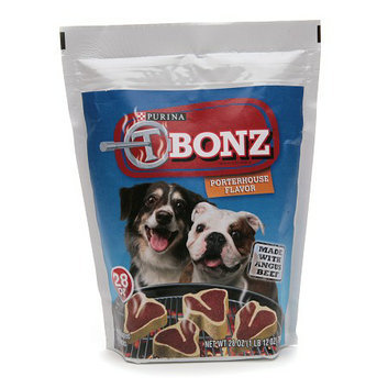 T Bonz Dog Treats Porterhouse