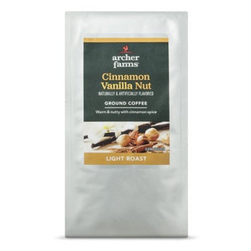 Archer Farms Cinnamon Vanilla Nut Ground Coffee - 12 oz.