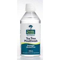 Nature's Plus Tea Tree Mouthwash Original 8oz mouthwash by Thursday Plantation