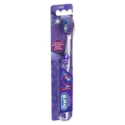Oral-B 3D White Luxe Pro-Flex 38 Soft Manual Toothbrush - 1 Count
