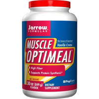 Jarrow Formulas Muscle Optimeal, Vanilla Creme, 30 Ounce