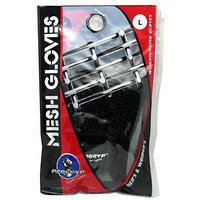Muscle And Fitness Progryp 7140029 Mesh Weightlifting Gloves Large