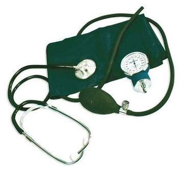 Dynarex 7100 Blood Pressure Kit - Single Head Stethoscope 10 Case