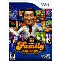 Storm City Family Gameshow (Nintendo Wii)