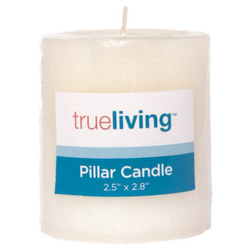 trueliving Pillar Candle