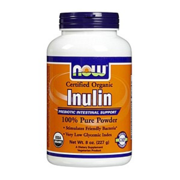 NOW Foods Inulin