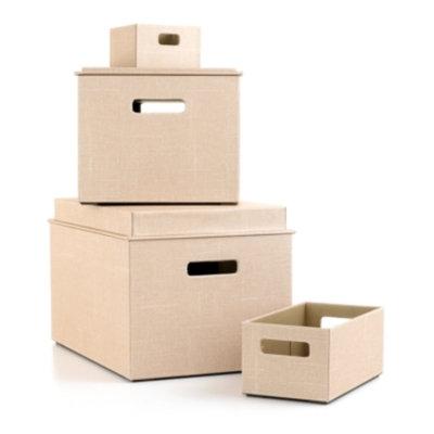 Rubbermaid Storage Boxes, 6 Piece Set Bento