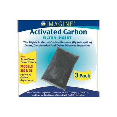 Topdawg Pet Supply IMG AC 70 ACTIVE CARBON 3PK
