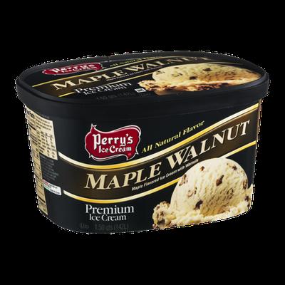 Perry's Ice Cream Maple Walnut