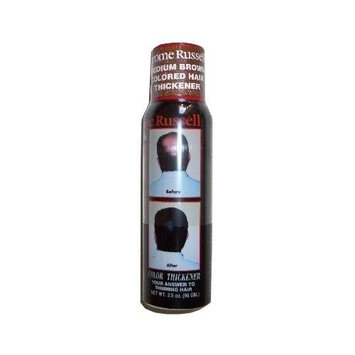 Jerome Russell Spray On Hair Color Thickener Brown/Blonde