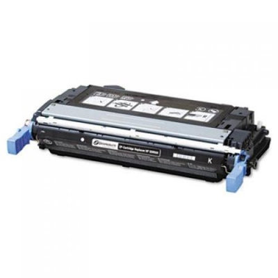 DataProducts DPC4730B Toner Cartridge - Black - Laser - 12000 Page - Remanufactured