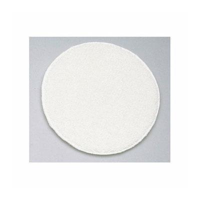 UNISAN 17'' Diameter Rotary Yarn Carpet Bonnet in White