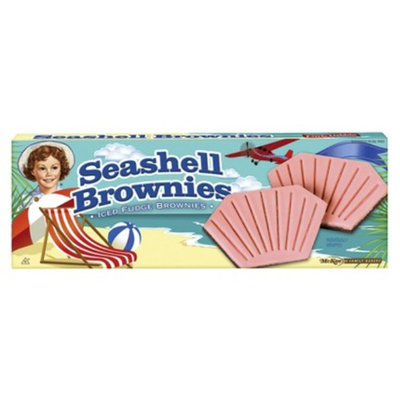 Little Debbie® Seashell Brownies