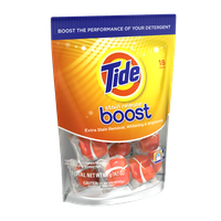 Tide Boost Duo Pac In-Wash Booster