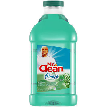 Mr Clean Mr. Clean Meadows & Rain Multi-Surface Cleaner with Febreze Freshness