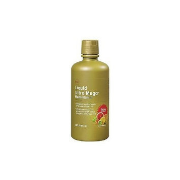 General Nutrition GNC Liquid Ultra Mega Multivitamin, 30 fl oz
