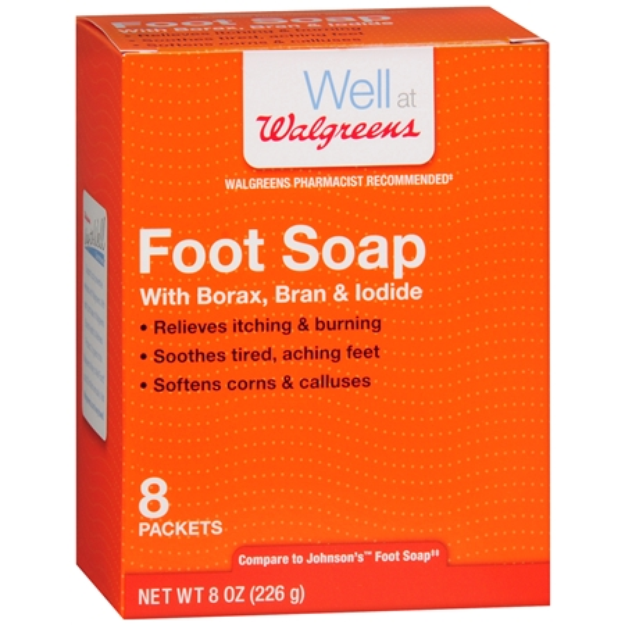 Walgreens Foot Soap
