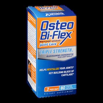 Osteo Bi-Flex Joint Care Triple Strength Coated Caplets - 80 CT