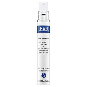 REN Active 7 Radiant Eye Gel 0.5 oz