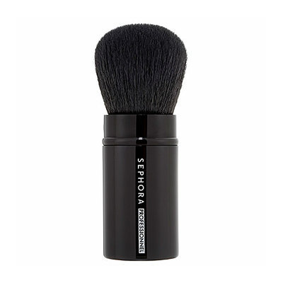 SEPHORA COLLECTION Classic Retractable Travel Powder Brush #51
