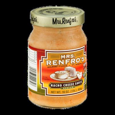 Mrs. Renfro's Nacho Cheese Sauce Medium