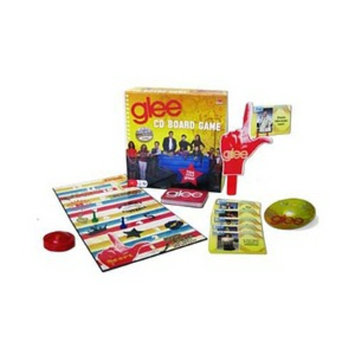 Cardinal Glee Cd Board Game