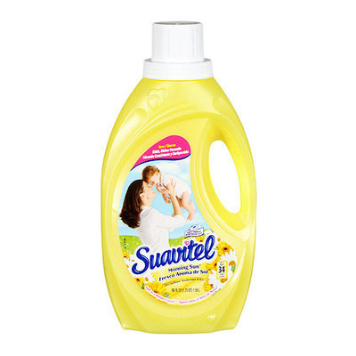 Suavitel Liquid Fabric Softener Morning Sun 56 oz
