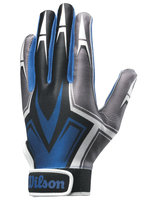 Wilson Football Receiver Gloves Size L - recaro north