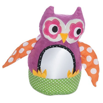 Boppy Gentle Forest Activity Mirror, Olga Owl, 1 ea