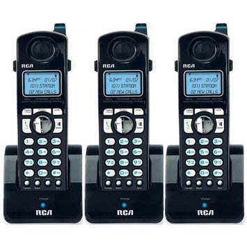 Ge/rca RCA ViSYS H5401RE1 (3-Pack) DECT 6-0 Accessory Handset