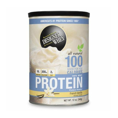 Designer Whey Protein Powder French Vanilla