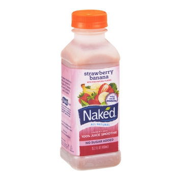 Naked 100% Juice Smoothie Strawberry Banana
