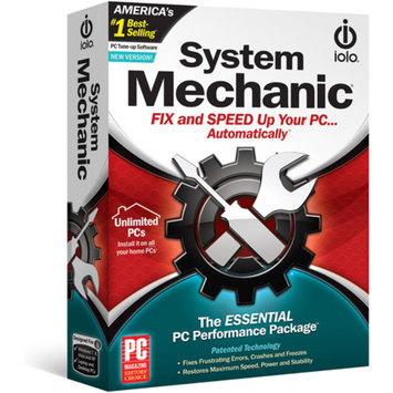 iolo Technologies IOLO Technologies 13078-25-1013-1 Walmart Exclusive System Mechanic DVD