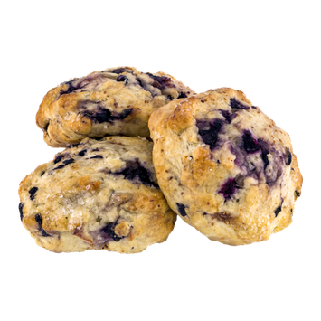 Hot Cakes Bakery Scones Very Blueberry - 3 CT