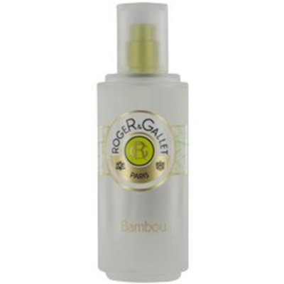 ROGER & GALLET BAMBOU by Roger & Gallet FRESH FRAGRANT WATER SPRAY 3.3 OZ (UNBOXED)