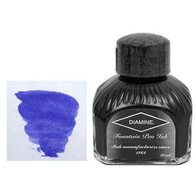 Diamine 80 ml Bottle Fountain Pen Ink, Violet