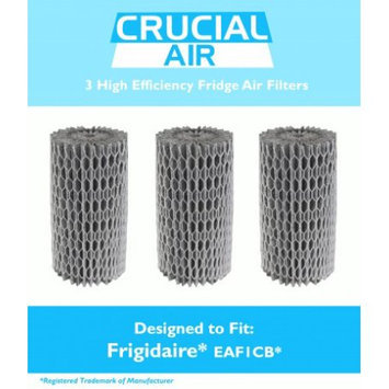 Crucial Air 3 Frigidaire EAF1CB Pure Air Refrigerator Air Filter