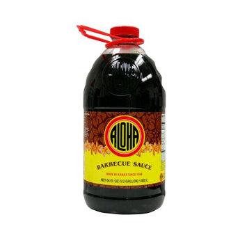 Aloha Shoyu Barbecue Sauce - 64 Oz
