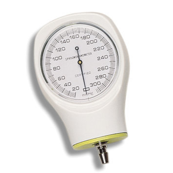 Mabis 06-236-130 Aneroid Gauge for Single-Patient Use Cuffs