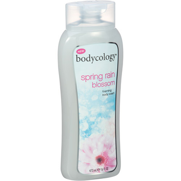 bodycology Spring Rain Blossom Foaming Body Wash