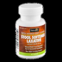 Naturade Stool Softener Laxative - 60 CT