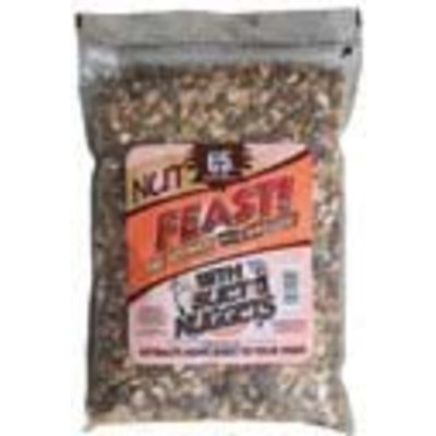 C & S Products C&S 06152 Nut Feast with Suet Nuggets, 3.5 Pounds